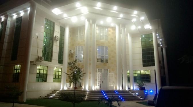 Azaiki's Public Library Legacy, A Gift To Countrymen