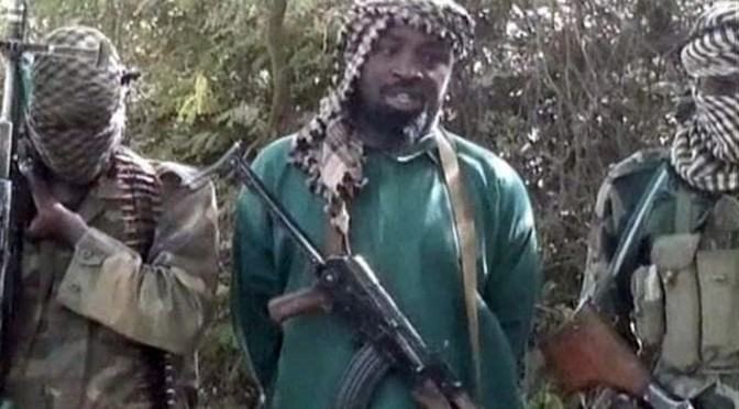 State of Emergency against Boko Haram