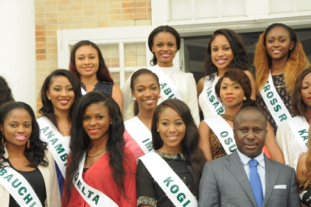MBGN 2014 visits Azaiki Public Library