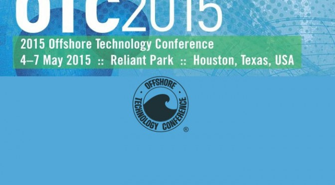 2015 Offshore Technology Conference  |  4-7 May  |  Houston, Texas, USA  |  NRG Park