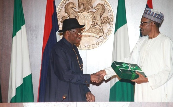 HANDOVER NOTES; BUHARI MUST TAKE PERSONAL INTEREST IN THE CONTENT