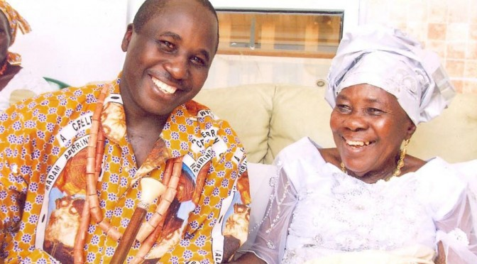Madam Abirindi Stephen Azaiki Passes On To Glory!