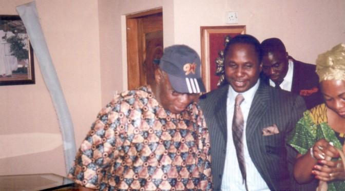 Obasanjo: A Great Diplomat