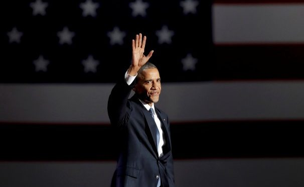 President Obama's Farewell Address: Full Video and Text